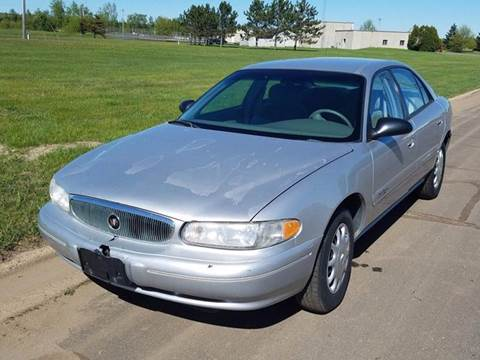 2002 Buick Century for sale in Chisholm MN