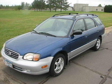 2002 Suzuki Esteem for sale in Chisholm, MN