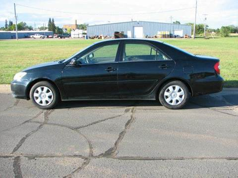 2003 Toyota Camry for sale in Chisholm, MN