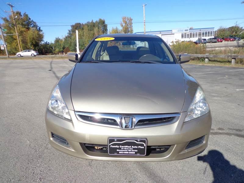 2006 Honda Accord