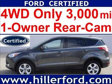 2015 Ford Escape for sale in Franklin, WI