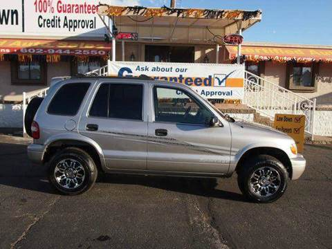 2000 Kia Sportage for sale in Call For More Information, AZ