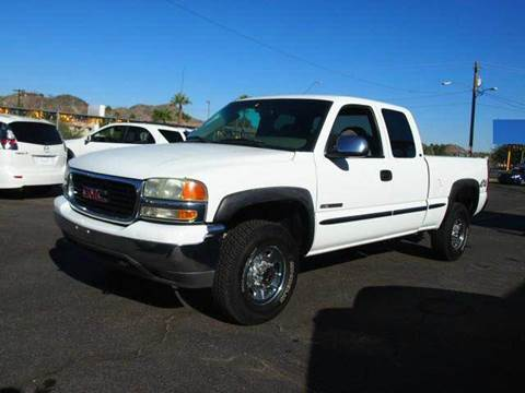 2000 GMC Sierra 2500 for sale in Call For More Information, AZ