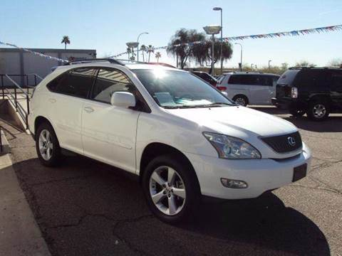 used lexus rx 330 for sale in arizona. Black Bedroom Furniture Sets. Home Design Ideas