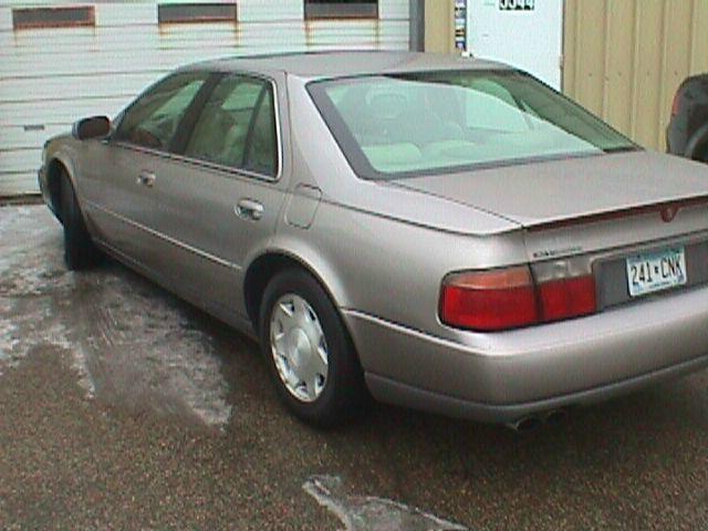 1998 Cadillac Seville