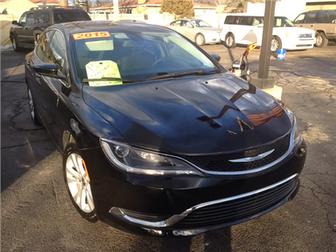 2015 Chrysler 200 for sale in Eastpointe, MI