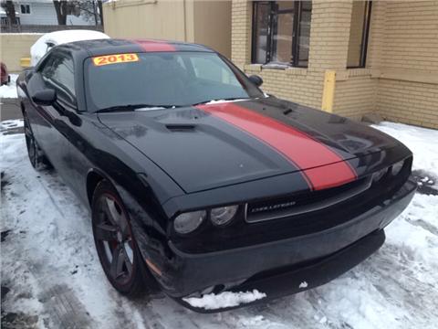 2013 Dodge Challenger for sale in Eastpointe, MI