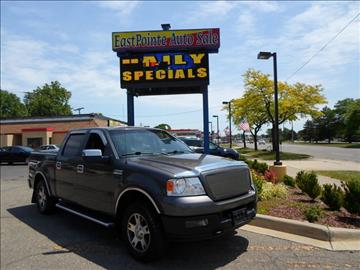 2005 Ford F-150 for sale in Eastpointe, MI
