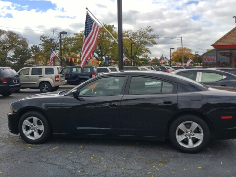 2012 Dodge Charger for sale in Eastpointe, MI