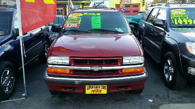 2001 Chevrolet Blazer Ls 4wd 4dr Suv In Poughkeepsie Ny