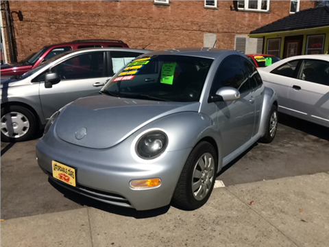 2003 Volkswagen New Beetle for sale in Poughkeepsie, NY