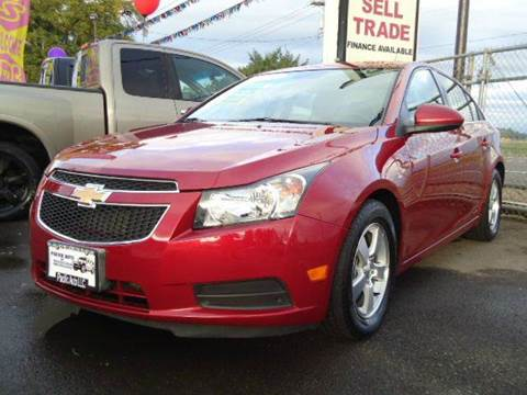 2014 Chevrolet Cruze for sale in Woodburn, OR