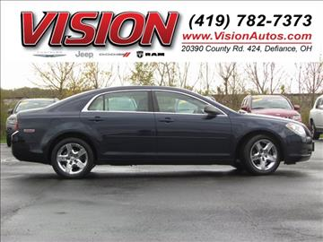 2010 Chevrolet Malibu for sale in Defiance, OH