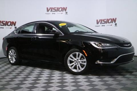 2016 Chrysler 200 for sale in Defiance, OH