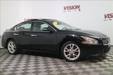 2013 Nissan Maxima for sale in Defiance, OH
