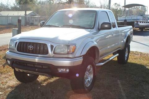 2004 Toyota Tacoma for sale in Centre, AL