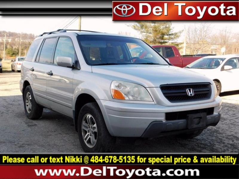 2005 Honda Pilot For Sale In Thorndale, PA