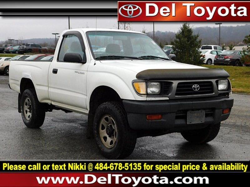 1996 toyota tacoma for sale for Mcvay motors pensacola florida