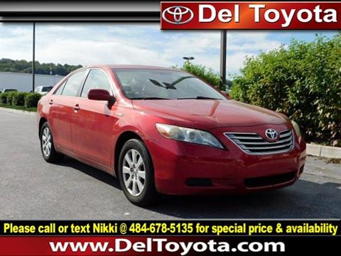 2007 Toyota Camry Hybrid for sale in Thorndale, PA