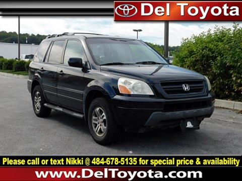 2003 Honda Pilot for sale in Thorndale, PA