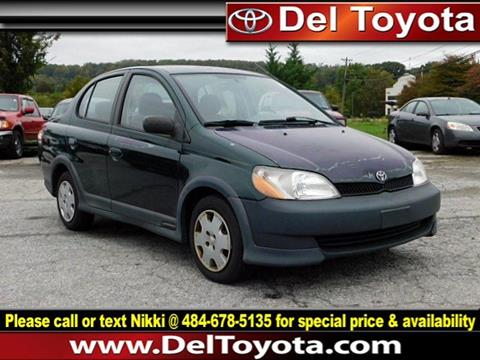 2001 Toyota ECHO for sale in Thorndale, PA