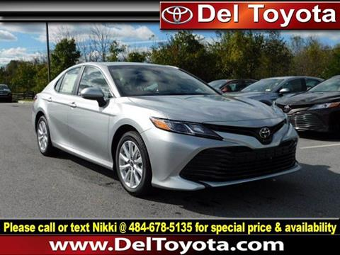 2018 Toyota Camry for sale in Thorndale, PA