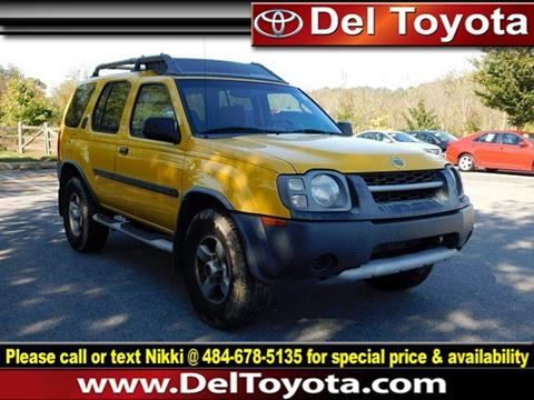 2004 Nissan Xterra for sale in Thorndale, PA