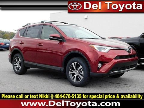 2018 Toyota RAV4 for sale in Thorndale, PA