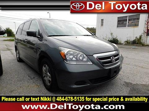 2007 Honda Odyssey for sale in Thorndale, PA