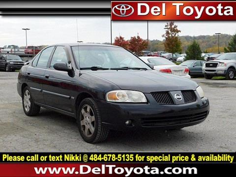 2006 Nissan Sentra for sale in Thorndale, PA