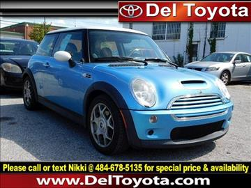 2003 MINI Cooper for sale in Thorndale, PA