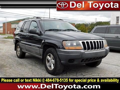 1999 Jeep Grand Cherokee for sale in Thorndale, PA
