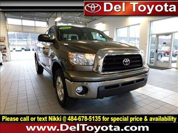 2007 Toyota Tundra for sale in Thorndale, PA