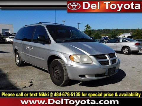 2001 Dodge Grand Caravan for sale in Thorndale, PA