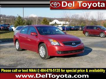 2009 Nissan Altima for sale in Thorndale, PA