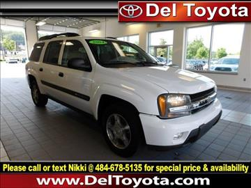 2004 Chevrolet TrailBlazer EXT for sale in Thorndale, PA