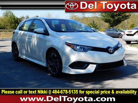 2018 Toyota Corolla iM for sale in Thorndale, PA