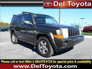 2006 Jeep Commander for sale in Thorndale, PA