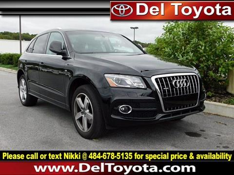 2011 Audi Q5 for sale in Thorndale, PA