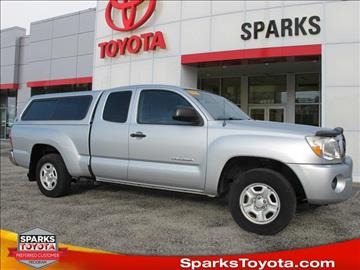 2006 Toyota Tacoma for sale in Myrtle Beach, SC