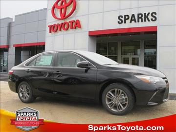 2017 Toyota Camry for sale in Myrtle Beach, SC