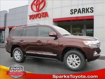 2017 Toyota Land Cruiser for sale in Myrtle Beach, SC