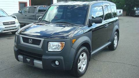 2005 Honda Element for sale in Berlin, CT