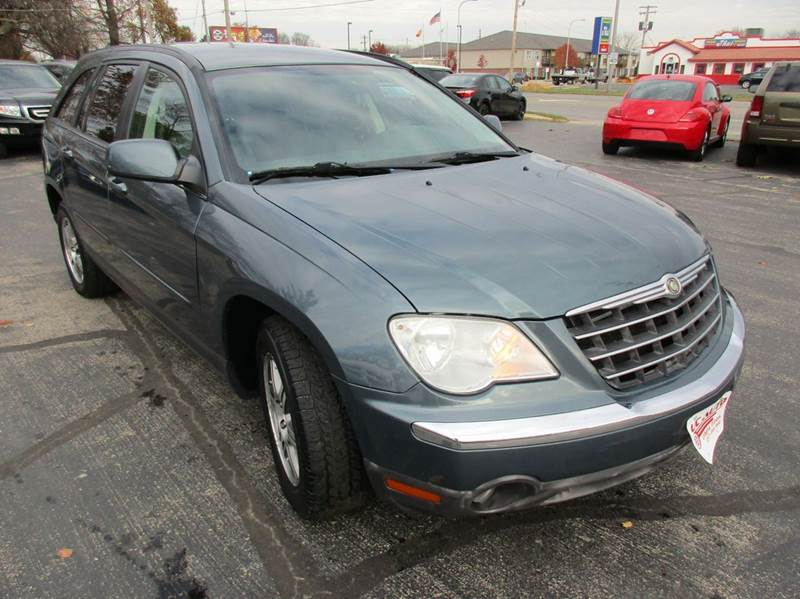 2007 chrysler pacifica touring 4dr crossover in urbana il. Black Bedroom Furniture Sets. Home Design Ideas