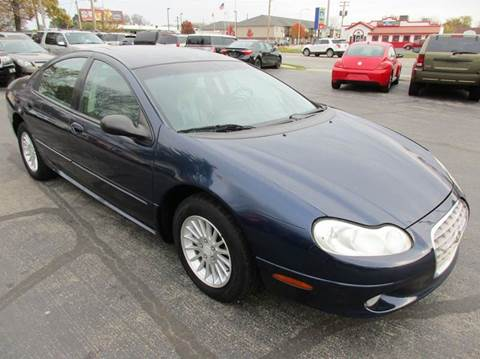 2004 Chrysler Concorde for sale in Urbana, IL