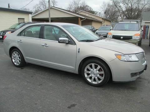 2010 Lincoln MKZ for sale in Urbana, IL
