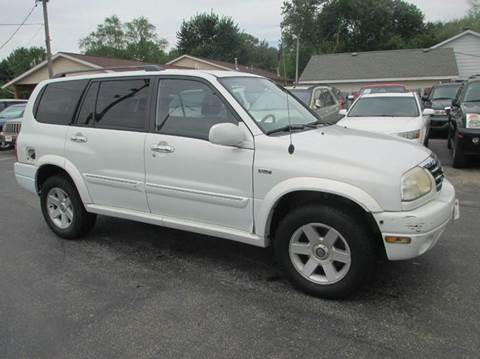 2002 Suzuki XL7 for sale in Urbana, IL