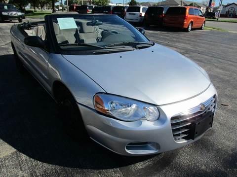 2005 Chrysler Sebring for sale in Urbana, IL