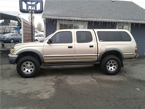 2001 toyota tacoma for sale oregon. Black Bedroom Furniture Sets. Home Design Ideas