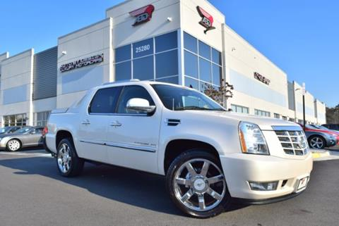 2010 Cadillac Escalade EXT for sale in Chantilly, VA